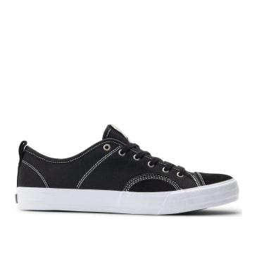 State Politic Harlem Skate Shoes - Black / White