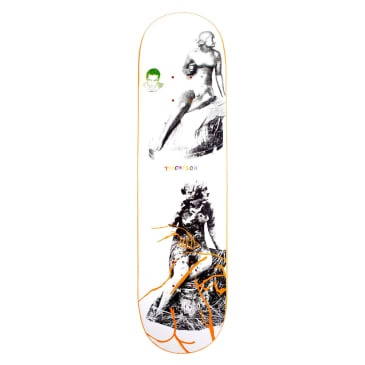 WKND Trevor Thompson Death Dance Skateboard Deck - 8""