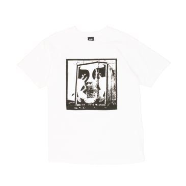 Obey Bomb The Planet T-Shirt - White