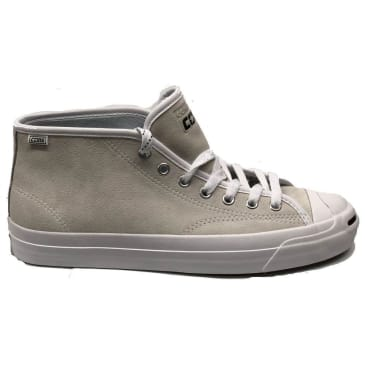 Cons Jack Purcell Mid Pro (White/White)