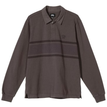O'DYED STRIPE LS RUGBY