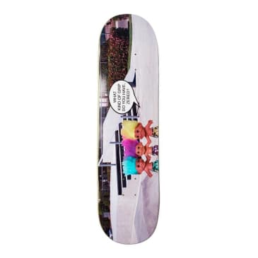 """Alltimers Skate Park Troll Skateboard Deck - 8.3"""""""