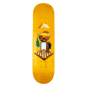 """WKND - With a Sunny Side of Schmidt Skateboard Deck - 8.0"""" 