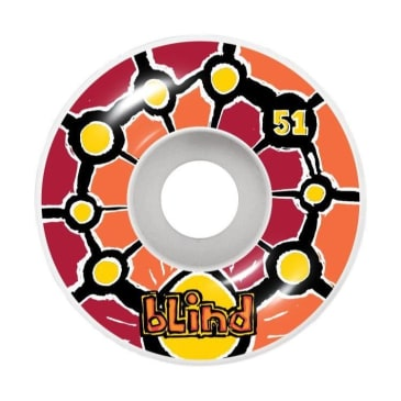 Blind Round Space V2 Wheels (51mm)