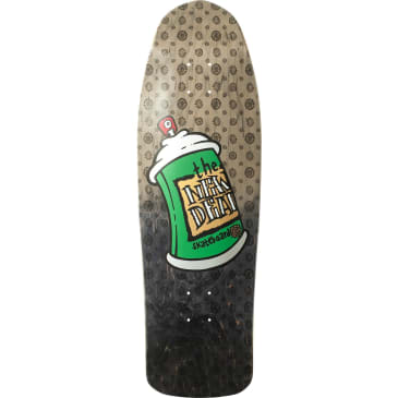 New Deal Spray Can Deck