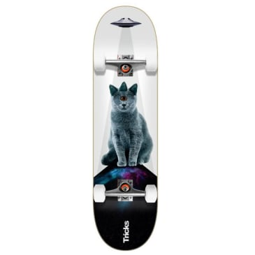 Tricks UFO Complete Skateboard - 8.00