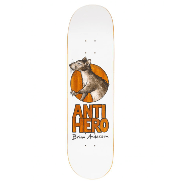 "Anti Hero Skateboards - 8.4"" Brian Anderson Scavengers Deck"