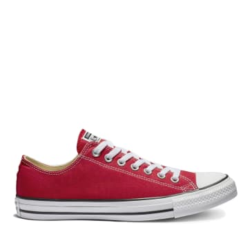 Converse Chuck Taylor All Star Ox Shoes - Red/White