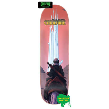 CREATURE Baekkel Oasis Powerply Deck 8.59