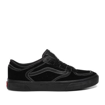Vans 66/99/19 Rowley Classic Skate Shoes - Black / Black
