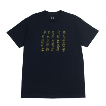 WKND Faces T-Shirt - Navy