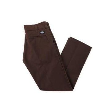 DICKIES '67 894 Slim Fit Pant Chocolate Brown
