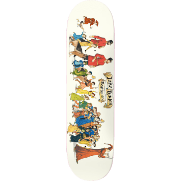 Deathwish Jake Hayes Fried Piper Skateboard Deck - 8.00