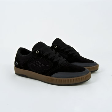 Emerica - Dissent Shoes - Black / Gum