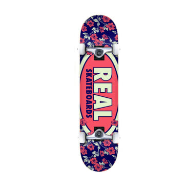 Real Skateboards - Real - Team Oval Blossoms Complete - 7.75