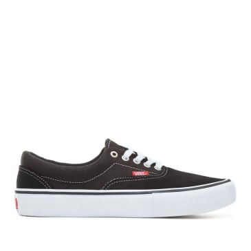 Vans Era Pro Skate Shoes - Black / White / Gum