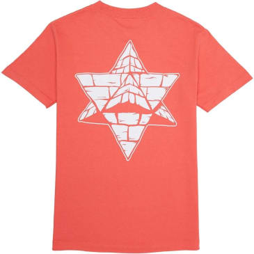 Pyramid Country - GLOGO 2012 TEE Coral (Large)