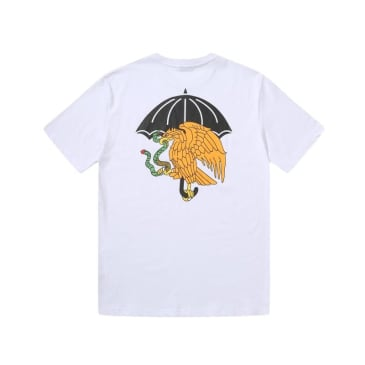 Helas Mexico Tee- (White)