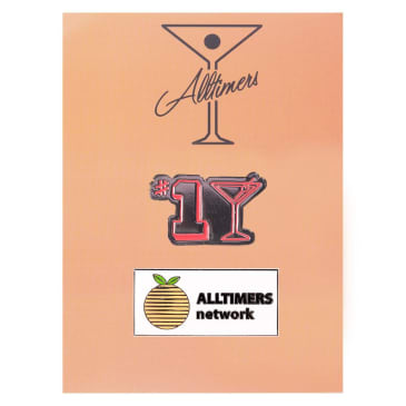 Alltimers #1 Tini Pin Set