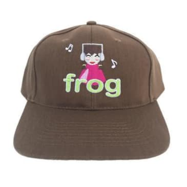Frog Skateboards - Sounds Good To Me Cap, Olive
