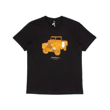 Deus Ex Machina The Landie T-Shirt - Black