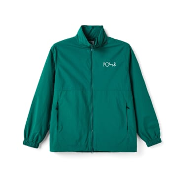 Polar Skate Co Coach Jacket - Green