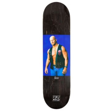 """Carve Wicked Sox Stoned Cold Skateboard Deck 8"""""""