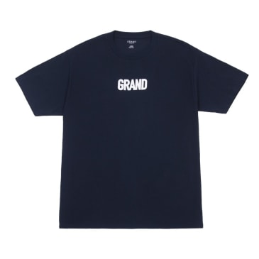 Grand Collection Block T-Shirt - Navy