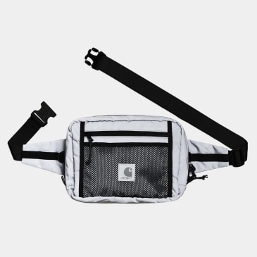 Carhartt WIP Flect Hip Bag Reflective Grey