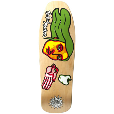 New Deal Morrison Bird Hand Reissue Screen Printed Deck 9.875""