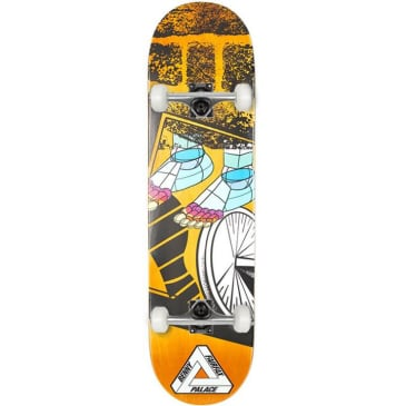 Palace Skateboards - Fairfax S17 - Complete Skateboard - 8.06''