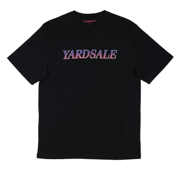 Yardsale Fade T-Shirt - Black