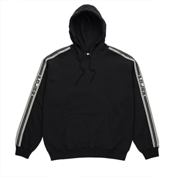 Polar Skate Co. Tape Hoodie (Black)