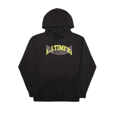 Alltimers Arch-Tech Hoodie - Black