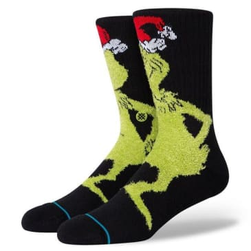 Stance Mr Grinch Socks