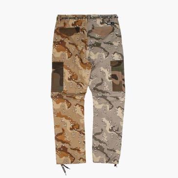 DGK O.G.S. Cargo Mismatch Cargo Pants - Camo