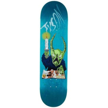 Baker Skateboards Tyson Peterson Sorcery Survival Skateboard Deck Teal - 8.125