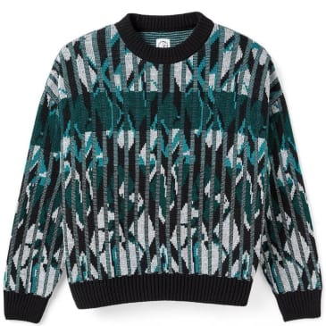 Polar Skate Co Paul Knit Sweater - Black