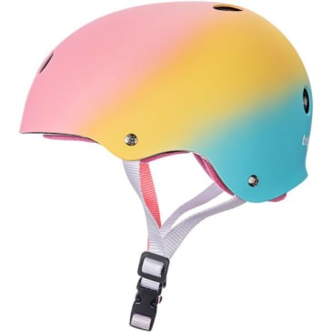 Triple Eight Protective Wear - Triple 8 Certified Sweatsaver Shaved Ice Helmet LG XL