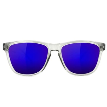 Glassy - Glassy Deric Sunglasses | Clear & Blue