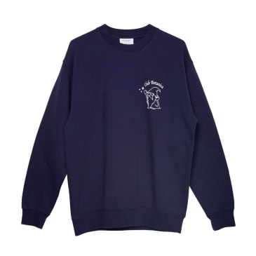 Public Possession - I Drudi Crewneck - Navy