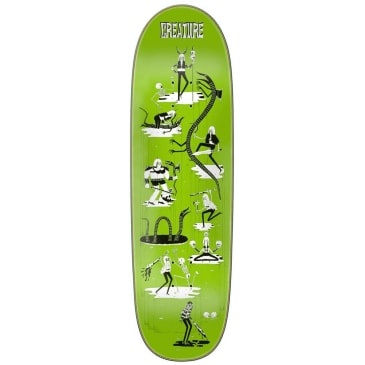 """Creature Skateboards - Free For All XL Deck 9.25"""" Wide"""