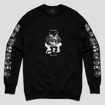 Pass~Port Toby Zoates Coppers Sweater - Black