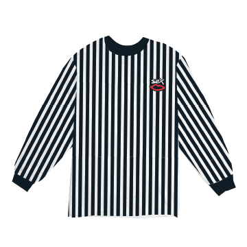 "Sex ""Summat Nice"" L/S Tshirt (black stripe)"