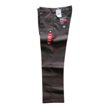 Dickies Original 874 Work Pants - Dark Brown