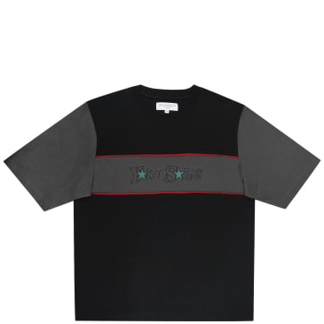Yardsale Swisher T-Shirt - Black / Charcoal
