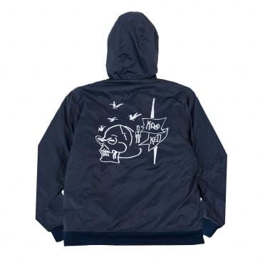 Krooked Death Custom Hooded Jacket