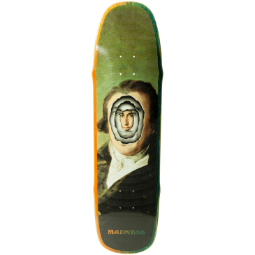 "Madness Skateboards - 8.5"" Introvert Portrait Deck (Multi)"