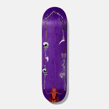 Baker Skateboards Reynolds Sorcery Survival Skateboard Deck - 8.38""
