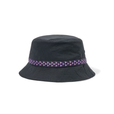 Butter Goods Equipment Bucket Hat - Black